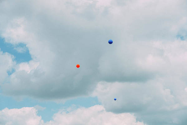 Photograph - Colorful Balloons  by Alexandre Rotenberg