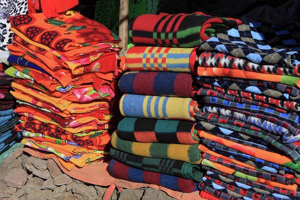 Photograph - Colorful Blanket's by Aidan Moran