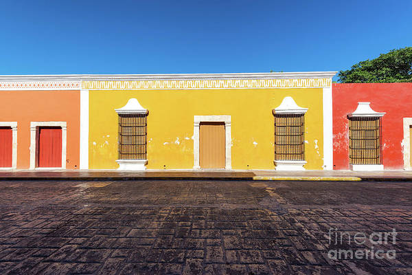 Wall Art - Photograph - Colorful Campeche, Mexico by Jess Kraft