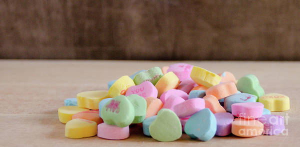 Photograph - Colorful Candies 2 by Andrea Anderegg
