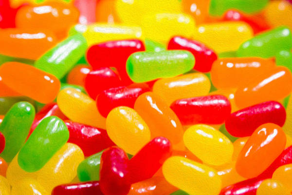 Digital Art - Colorful Candy Digital Art by SR Green