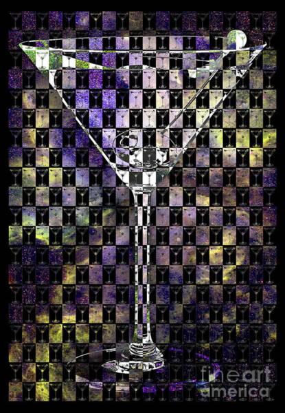 Stir Photograph - Colorful  Classic Martini by Jon Neidert