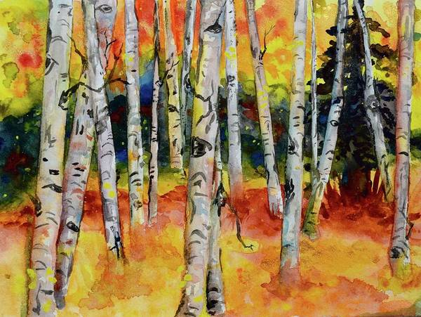 Painting - Colorful Colorado by Beverley Harper Tinsley