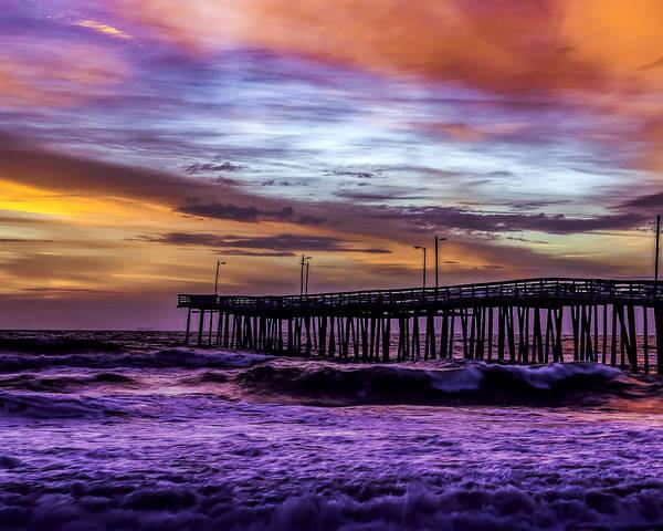 Wall Art - Photograph - Colorful Daybreak by Nick Zelinsky