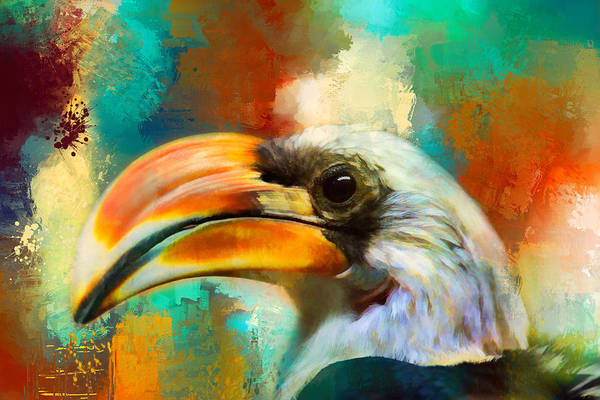 Photograph - Colorful Expressions Toucan by Jai Johnson