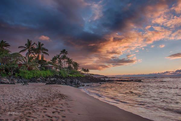 Wall Art - Photograph - Colorful Hawaiian Sky by Bill Roberts