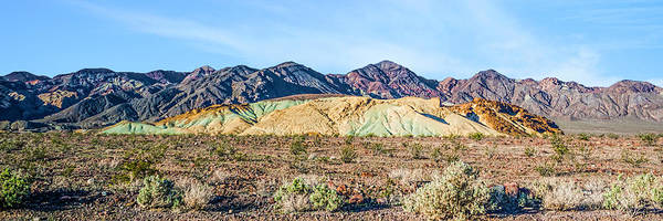 Photograph - Colorful Hills by Rick Wicker