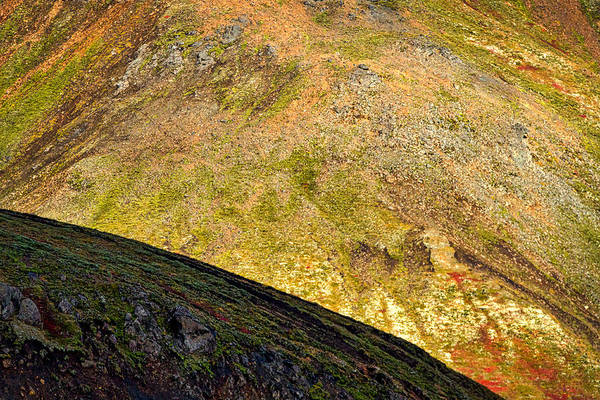 Wall Art - Photograph - Colorful Icelandic Mountains #6 by Stuart Litoff