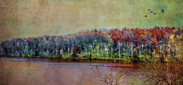 Photograph - Colorful Loch Raven Reservoir by Reynaldo Williams