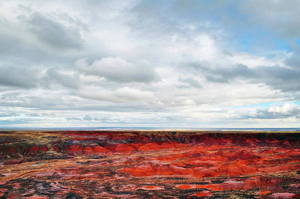 Photograph - Colorful Painted Desert by Kyle Hanson