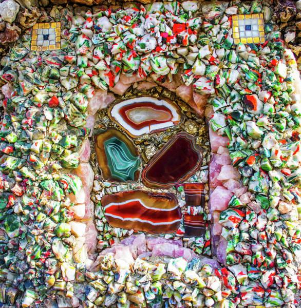 Grottos Photograph - Colorful Stones 6 by Art Spectrum