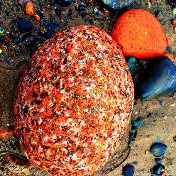 Photograph - Colorful Stones V by Cristina Stefan