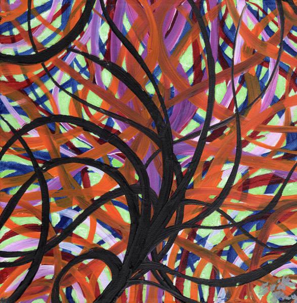Photograph - Colorful Stripes by Erik Paul
