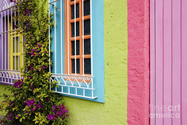 Wall Art - Photograph - Colorful Walls by Jeremy Woodhouse