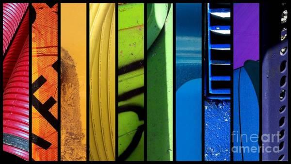 Photograph - Colorific by Marlene Burns
