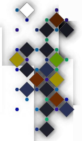 Digital Art - Colorist Al Andalus by Alberto RuiZ