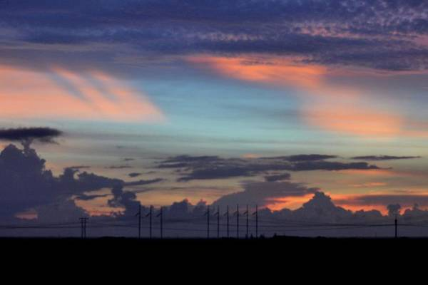 Alligator Alley Photograph - Colors Before Sunrise by Doug Van den Bergh