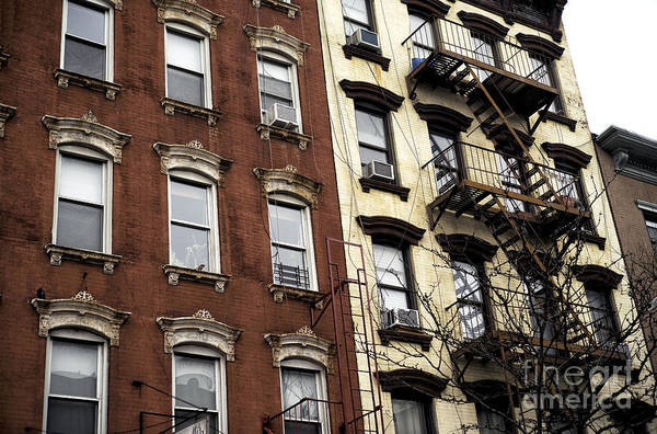 Photograph - Colors In Greenwich Village by John Rizzuto