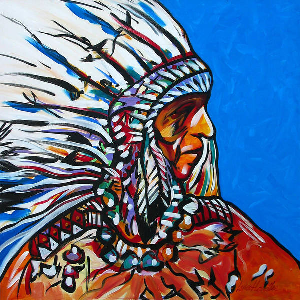 Painting - Colors Of A Feather by Lance Headlee