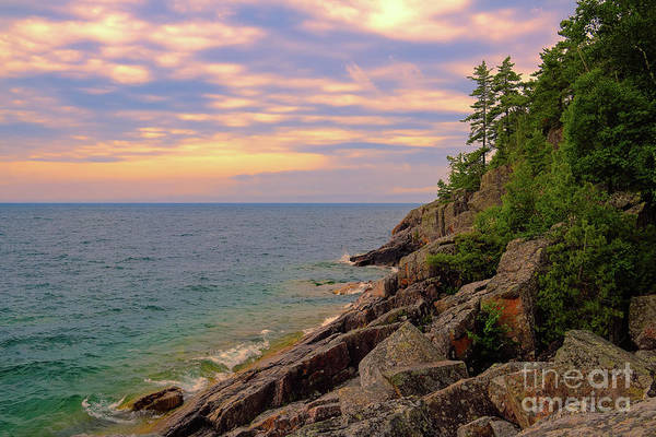 Photograph - Colors Of Agawa Bay by Rachel Cohen