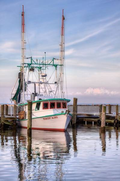 Photograph - Colors Of Biloxi by JC Findley