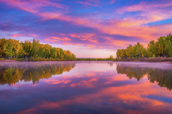 Photograph - Colors Of Chatfield by Darren White