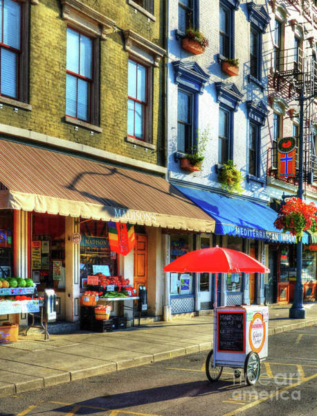 Findlay Market Photograph - Colors Of Cincinnati 2 by Mel Steinhauer