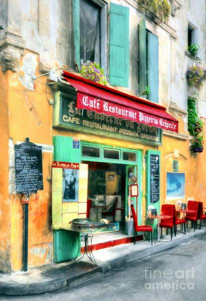 Photograph - Colors Of France # 2 by Mel Steinhauer