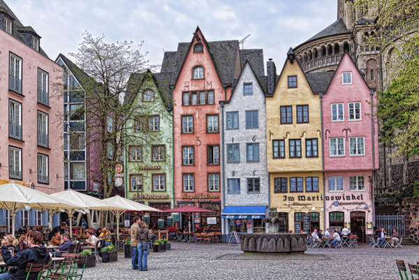 Photograph - Colors Of Germany by Tatiana Travelways