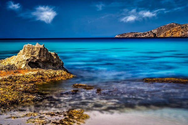 K-28 Photograph - Colors Of Ibiza by Gerd Fischer