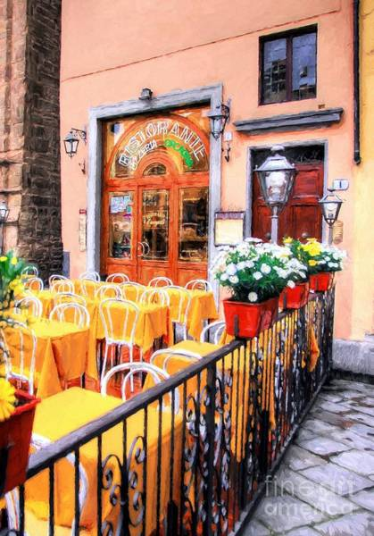 Photograph - Colors Of Italy # 5 by Mel Steinhauer