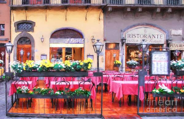 Photograph - Colors Of Italy # 6 by Mel Steinhauer