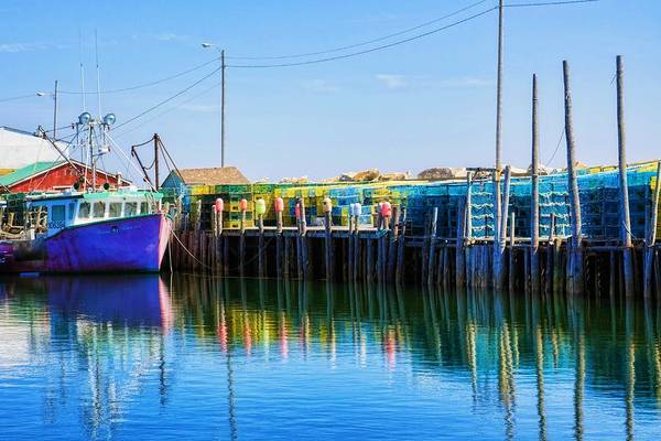 Photograph - Enchanting Colors Of Nova Scotia by Tatiana Travelways