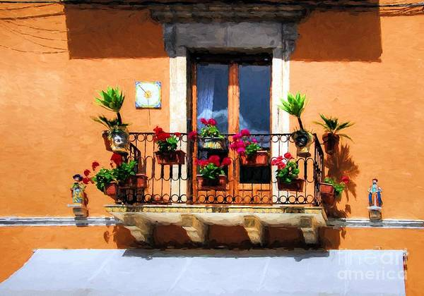 Photograph - Colors Of Sicily # 3 by Mel Steinhauer