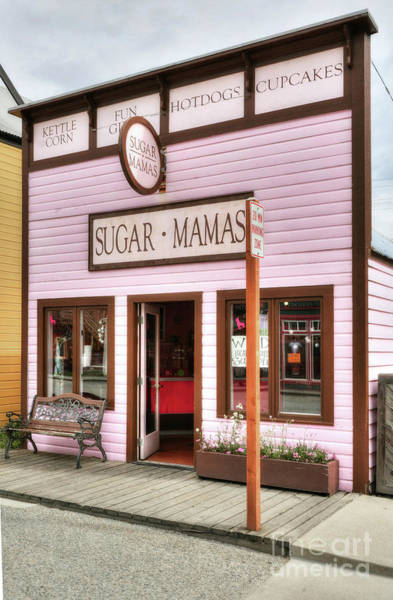 Photograph - Colors Of Skagway 6 by Mel Steinhauer