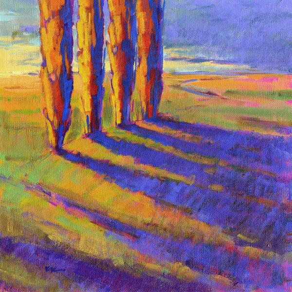 Colors Of Summer 5 Art Print
