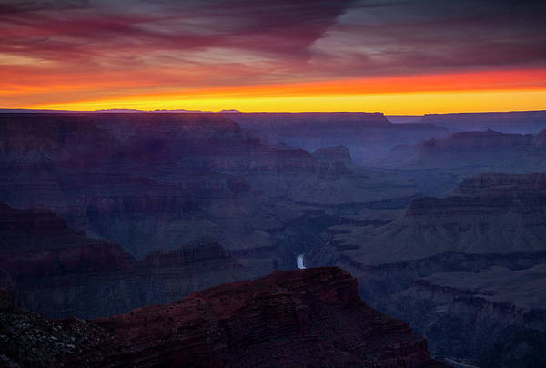 Wall Art - Photograph - Colors Of The Canyon by Andrew Soundarajan