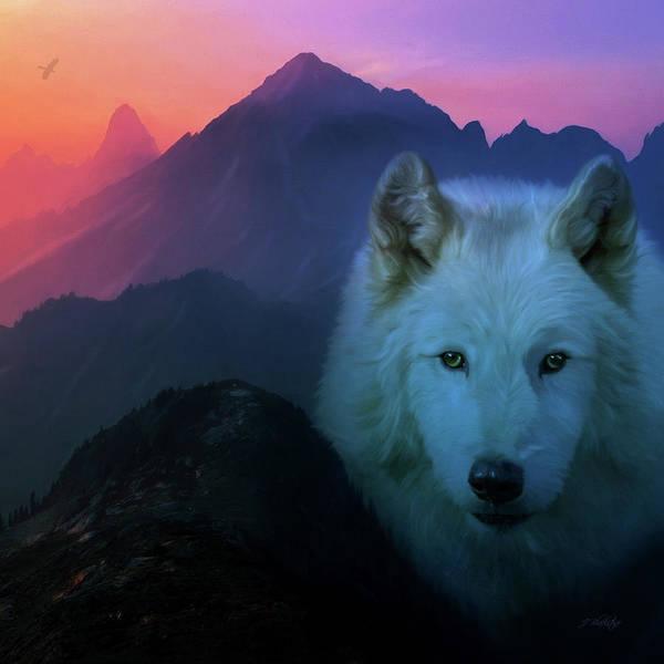 Painting - Colors Of The Spirit - Nature Series by Jordan Blackstone