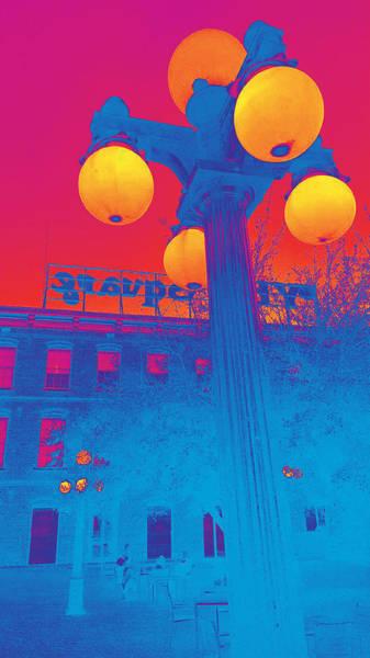 Digital Art - Colors Of Ybor City by Stephanie Agliano