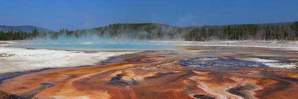 Photograph - Colors Of Yellowstone by Cliff Wassmann