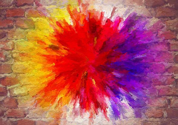 Colour To Lift Your Soul Art Print