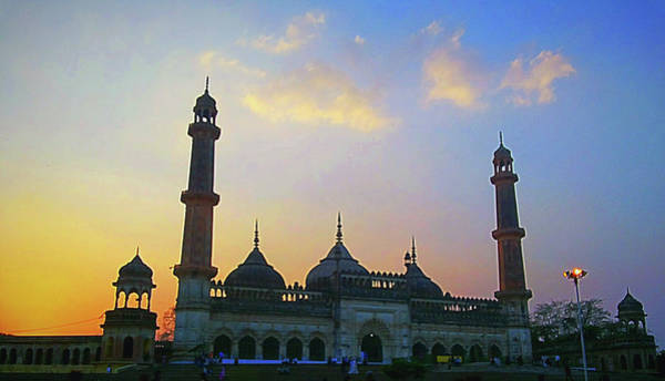 Photograph - Colourful Sunset At Monument by Atullya N Srivastava