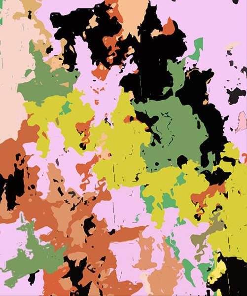 Tunisia Digital Art - Colours Of Sea Depth Iv by Ali EL HADJ TAHAR