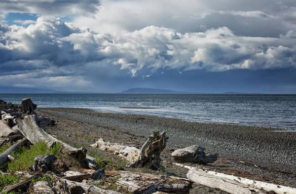 Photograph - Columbia Beach by Randy Hall