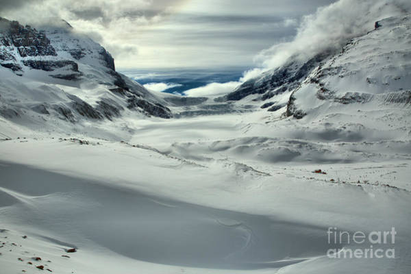 Photograph - Columbia Icefield Endless Drifts by Adam Jewell