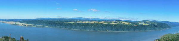 Wall Art - Photograph - Columbia River Gorge  by Art Spectrum