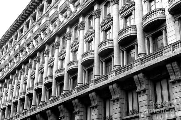 Photograph - Columns In Barcelona by John Rizzuto