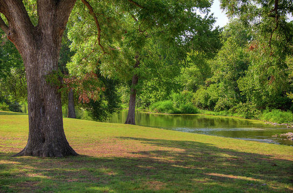 New Braunfels Photograph - Comal River by Kelly Wade
