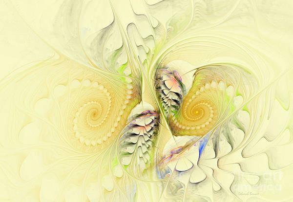Digital Art - Come Dance With Me by Deborah Benoit