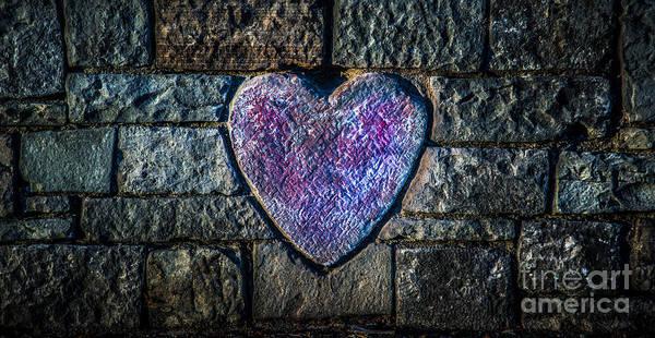 Photograph - Come Free My Heart Of Stone by Michael Arend